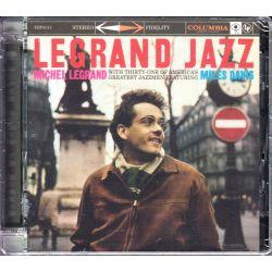 LEGRAND, MICHEL FEATURING MILES DAVIS - LEGRAND JAZZ (1 SACD/HDCD) - IMPEX EDITION - WYDANIE AMERYKAŃSKIE