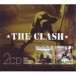 THE CLASH - LONDON CALLING / COMBAT ROCK (2CD)