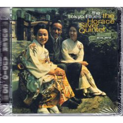 HORACE SILVER QUINTET, THE ‎– THE TOKYO BLUES (1 SACD) - AP EDITION - WYDANIE AMERYKAŃSKIE