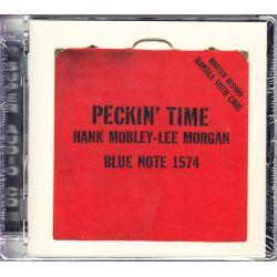 MOBLEY, HANK-LEE MORGAN – PECKIN' TIME (1 SACD) - AP EDITION - WYDANIE AMERYKAŃSKIE