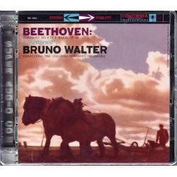 """BEETHOVEN, LUDWIG VAN - SYMPHONY NO.6 IN F MAJOR, OP.68 """"PASTORALE"""" - BRUNO WALTER (1 SACD) - WYDANIE AMERYKAŃSKIE"""
