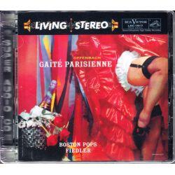 OFFENBACH, JACQUES - GAÎTÉ PARISIENNE - BOSTON POPS - ARTHUR FIEDLER (1 SACD) - WYDANIE AMERYKAŃSKIE