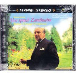 STRAUSS, RICHARD - ALSO SPRACH ZARATHUSTRA - CHICAGO SYMPHONY ORCHESTRA / FRITZ REINER (1 SACD) - WYDANIE AMERYKAŃSKIE