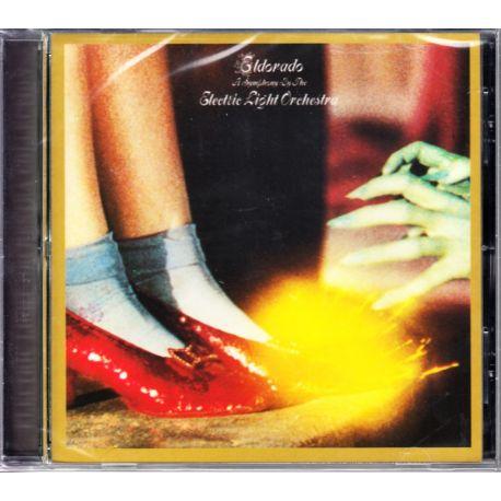 ELECTRIC LIGHT ORCHESTRA [ELO] - ELDORADO (1 CD) - WYDANIE AMERYKAŃSKIE