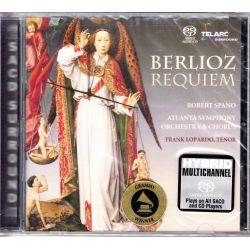 BERLIOZ, HECTOR - REQUIEM, OP. 5 - ROBERT SPANO (1 SACD) - TELARC EDITION - WYDANIE AMERYKAŃSKIE