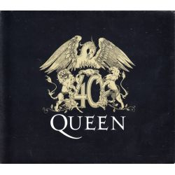 QUEEN - QUEEN 40. VOLUME 1 (10 CD) - HOLLYWOOD RECORDS EDITION - WYDANIE AMERYKAŃSKIE