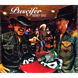 PUSCIFER - MONEY $HOT (1 CD) - WYDANIE AMERYKAŃSKIE
