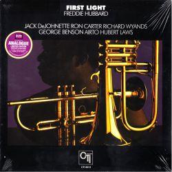 HUBBARD, FREDDIE – FIRST LIGHT (1 LP) - 180 GRAM PRESSING - WYDANIE AMERYKAŃSKIE