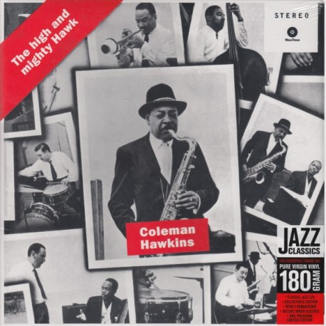 HAWKINS, COLEMAN - THE HIGH AND MIGHTY HAWK (1LP) - 180 GRAM PRESSING