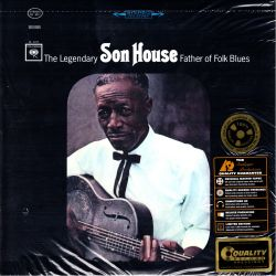 HOUSE, ‎SON - FATHER OF FOLK BLUES (1 LP) - ANALOGUE PRODUCTIONS - 200 GRAM PRESSING - WYDANIE AMERYKAŃSKE