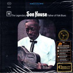 HOUSE, SON - FATHER OF FOLK BLUES (1 LP) - ANALOGUE PRODUCTIONS - 200 GRAM PRESSING - WYDANIE AMERYKAŃSKE