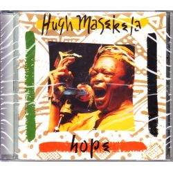 MASEKELA, HUGH - HOPE (1 CD) - WYDANIE AMERYKAŃSKIE