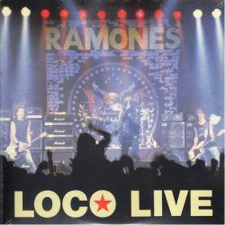 RAMONES - LOCO LIVE (2LP)
