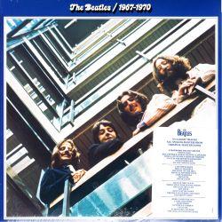 BEATLES, THE - 1967 - 1970 (2 LP) - WYDANIE AMERYKAŃSKIE