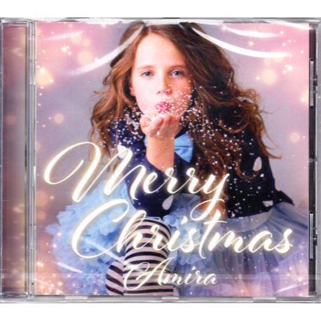 WILLIGHAGEN, AMIRA - MERRY CHRISTMAS (1 CD)
