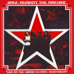 RAGE AGAINST THE MACHINE - LIVE AT THE GRAND OLYMPIC AUDITORIUM (2LP) - MOV EDITION - 180 GRAM PRESSING