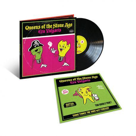 QUEENS OF THE STONE AGE - ERA VULGARIS (1 LP)