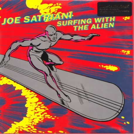 SATRIANI, JOE - SURFING WITH THE ALIEN (1LP) - MOV EDITION - 180 GRAM PRESSING