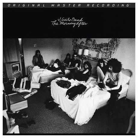 J. Geils Band - The Morning After (Numbered Edition 180g Vinyl LP)