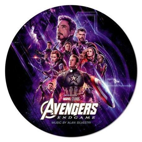 Alan Silvestri - Avengers: Endgame Soundtrack (Picture Disc Vinyl LP)