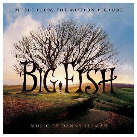 Danny Elfman - Big Fish: Soundtrack (180g Colored Vinyl 2LP)