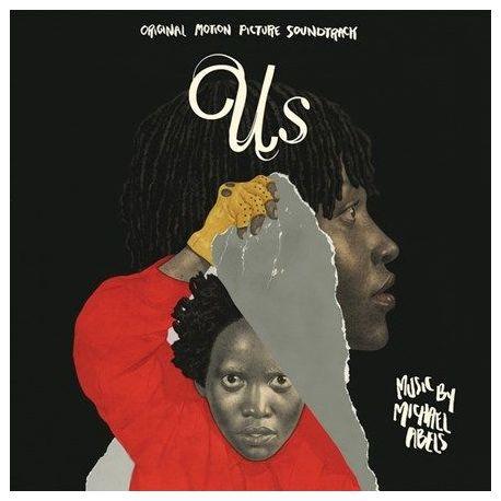 Michael Abels - Us: Original Motion Picture Soundtrack (180g Colored Vinyl 2LP)
