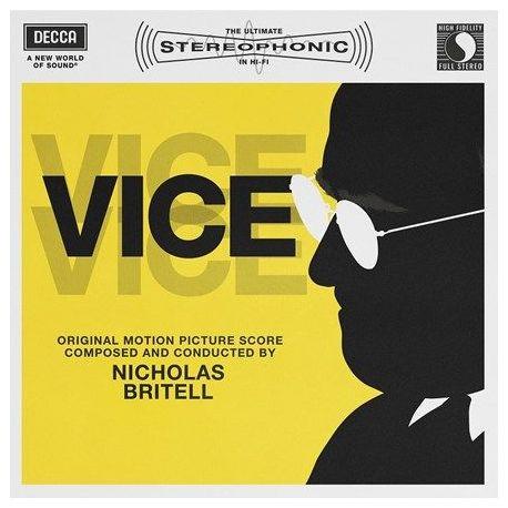Nicholas Britell - Vice: Original Motion Picture Score (Vinyl 2LP)