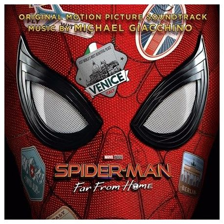 Michael Giacchino - Spider-Man: Far From Home: Original Motion Picture Soundtrack (Vinyl LP)