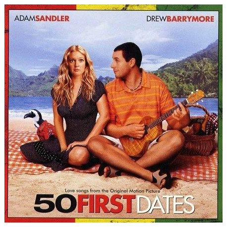 50 First Dates: Original Motion Picture Soundtrack - Various Artists (Colored Vinyl LP)