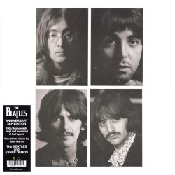 BEATLES, THE - THE BEATLES AND ESHER DEMOS (4 LP) - ANNIVERSARY EDITION - 180 GRAM WHITE VINYL PRESSING