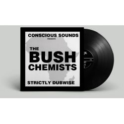 BUSH CHEMISTS - STRICTLY DUBWISE (1 LP) - LIMITED EDITION