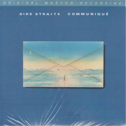 DIRE STRAITS - COMMUNIQUÉ (2 LP) - MFSL 45 RPM EDITION - LIMITED NUMBERED 180 GRAM PRESSING