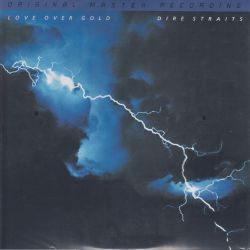 DIRE STRAITS ‎- LOVE OVER GOLD (2 LP) - MFSL 45 RPM EDITION - LIMITED NUMBERED 180 GRAM PRESSING