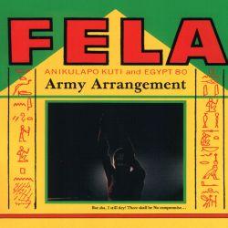 KUTI, FELA ANIKULAPO - ARMY ARRANGEMENT (1 LP)