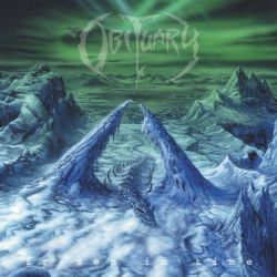 OBITUARY - FROZEN IN TIME (1LP) - 180 GRAM PRESSING