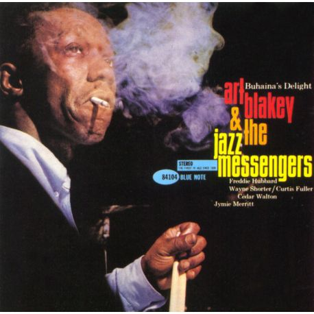 BLAKEY, ART & THE JAZZ MESSENGERS - BUHAINA'S DELIGHT (1 LP) - 180 GRAM PRESSING