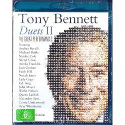 BENNETT, TONY – DUETS II (1 BLU-RAY)