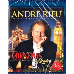 RIEU, ANDRE - CHRISTMAS IN LONDON (1 BLU-RAY)