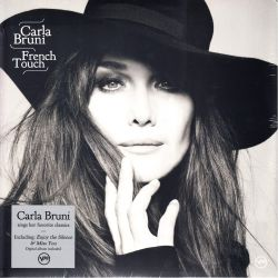BRUNI, CARLA ‎- FRENCH TOUCH (1 LP)