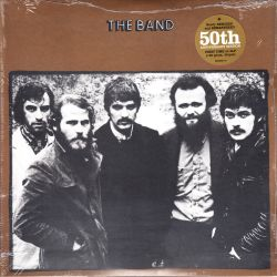 BAND, THE ‎- THE BAND: 50TH ANNIVERSARY EDITION (2 LP) - 45 RPM - 180 GRAM PRESSING - WYDANIE AMERYKAŃSKIE