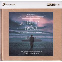 THE LEGEND OF 1900 [CZŁOWIEK LEGENDA] - ENNIO MORRICONE (1 K2HD CD) - WYDANIE JAPOŃSKIE