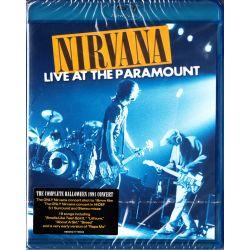 NIRVANA – LIVE AT THE PARAMOUNT (1 BLU-RAY)