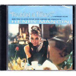 BREAKFAST AT TIFFANY'S [ŚNIADANIE U TIFFANY'EGO] - HENRY MANCINI (1 CD) - WYDANIE AMERYKAŃSKIE