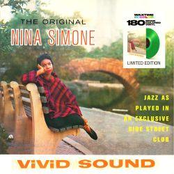 SIMONE, NINA - LITTLE GIRL BLUE (1 LP) - WAX TIME COLOURED EDITION - 180 GRAM PRESSING