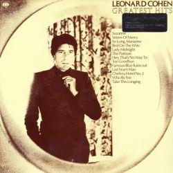 COHEN, LEONARD - GREATEST HITS (1LP) - MOV EDITION - 180 GRAM PRESSING
