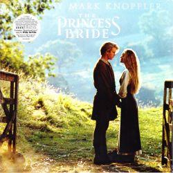 PRINCESS BRIDE, THE [NARZECZONA DLA KSIĘCIA] - MARK KNOPFLER (1 LP) - CLEAR VINYL - WYDANIE AMERYKAŃSKIE