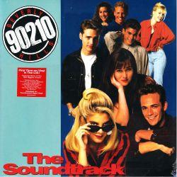 BEVERLY HILLS, 90210 - THE SOUNDTRACK (1 LP) - TRANSLUCENT AQUA BLUE VINYL - WYDANIE AMERYKAŃSKIE