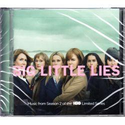 BIG LITTLE LIES [WIELKIE KŁAMSTEWKA] - MUSIC FROM SEASON 2 OF THE HBO LIMITED SERIES (1 CD) - WYDANIE AMERYKAŃSKIE