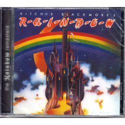 RAINBOW - RITCHIE BLACKMORE'S RAINBOW (1 CD) - REMASTERS - WYDANIE AMERYKAŃSKIE