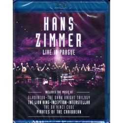 ZIMMER, HANS - LIVE IN PRAGUE (1 BLU-RAY)